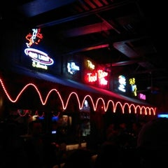 Photo taken at Round-Up Saloon and Dance Hall by Brett R. on 11/25/2012