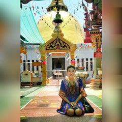 Photo taken at วัดหลวงพ่อโอภาสี (สวนอาศรมบางมด) by Natnapat M. on 4/21/2015