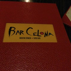 Photo taken at Bar Celona by Victoria R. on 2/23/2013