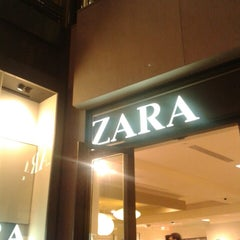 Photo taken at Zara by Natalia B. on 1/27/2014