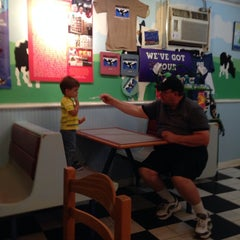 Photo taken at Ben & Jerry's by Dan S. on 6/2/2014