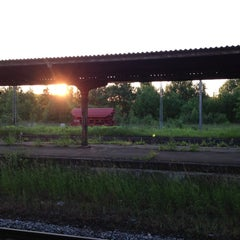 Photo taken at Neunkirchen (Saar) Hauptbahnhof by Jonas on 6/7/2013