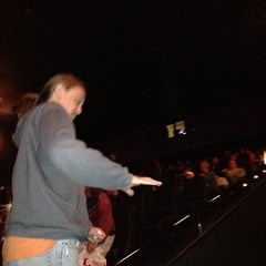 Photo taken at Cinemark Tinseltown 14 - Newgate by Danny C. on 11/10/2012