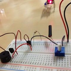 Photo taken at Tech Liminal by BasilLeaf on 11/11/2012