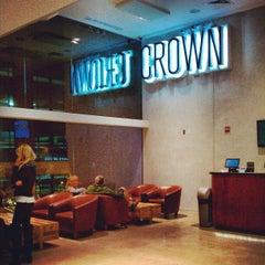 Photo taken at Violet Crown Cinema by Jon E. on 1/6/2013