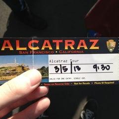 Photo taken at Alcatraz Cruises by Liam M. on 3/5/2013