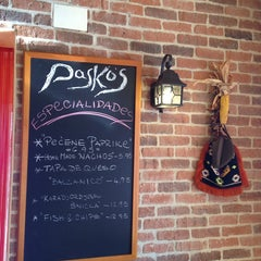 Photo taken at Pasko's Balkan Grill by alexis c. on 12/10/2013