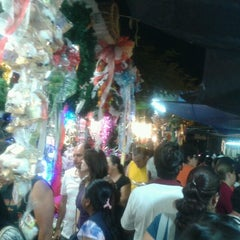 Photo taken at Tianguis Navideño by Karla V. on 11/20/2012