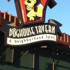 Photo taken at Dog House Tavern by Anita P. on 12/6/2012