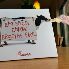 Photo taken at Chick-fil-A by Provocation on 12/31/2012