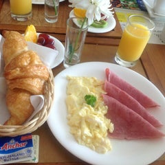 Photo taken at CafeFrance by Marykarl-Novemb D. on 12/29/2014