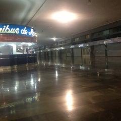 Photo taken at Terminal Central de Autobuses del Poniente by P on 1/20/2013