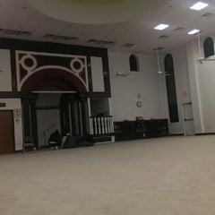 Photo taken at Dar-ul-Salam Islamic Center by Fadi Y. on 3/6/2014