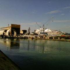 Photo taken at BOUSTEAD NAVAL SHIPYARD SDN BHD by Phibie M. on 12/4/2012