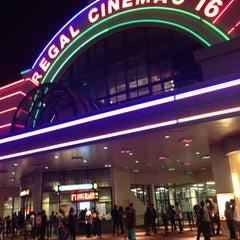 Photo taken at Regal Cinemas Atlantic Station 18 IMAX & RPX by Abdulaziz A. on 6/2/2013