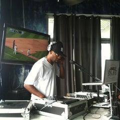 Photo taken at Indigo Bar & Lounge by Redz P. on 7/28/2013