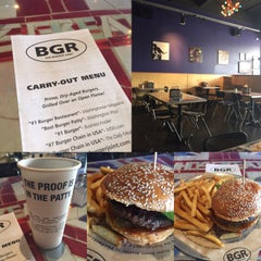 Photo taken at BGR - The Burger Joint by Neville E. on 7/29/2015