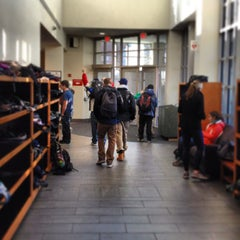 Photo taken at Holloway Commons by UNH Students on 2/7/2013