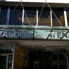 Photo taken at Hotel Catalonia Atenas by Hugo J. P. on 10/24/2012