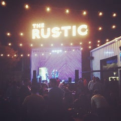 Photo taken at The Rustic by Jeremy J. on 10/25/2013