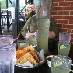 Photo taken at Fuego Cantina & Grill by Regina V. on 3/23/2012