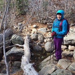 Photo taken at Desolation Wilderness by Paulina on 12/10/2013
