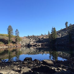 Photo taken at Desolation Wilderness by Paulina on 10/21/2013