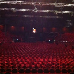 Photo taken at AFAS Circustheater by iPhone W. on 5/21/2013