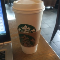 Photo taken at Starbucks by mike R. on 8/11/2015