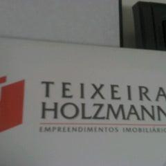 Photo taken at Teixeira Holzmann by Lyncoln M. on 1/21/2013