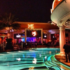 Photo taken at XS Nightclub by Antonio G. on 3/17/2013