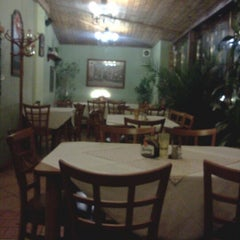 Photo taken at Restaurace Terasa by Martin J. on 1/5/2013