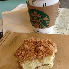 Photo taken at Starbucks by Helene on 8/5/2013