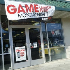 Photo taken at GameStop by Samantha O. on 9/22/2012