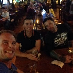 Photo taken at Tilted Kilt Pub & Eatery by Joshua H. on 10/11/2013