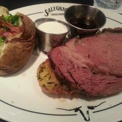 Photo taken at Saltgrass Steak House by Ramon C. on 5/26/2013