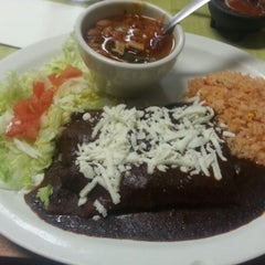 Photo taken at Las Salsas by Ramon C. on 12/2/2012