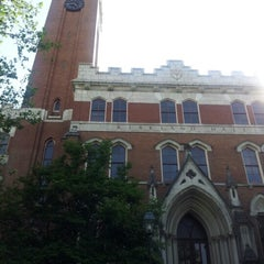 Photo taken at Kirkland Hall - Vanderbilt by Michael G. on 6/2/2013