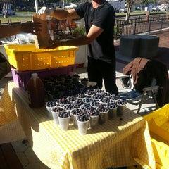 Photo taken at Farmers Curb Market by Sandy G. on 3/16/2013