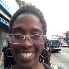 Photo taken at MTA Bus Stop - Q20A/Q20B/Q44 by Edie C. on 8/11/2013