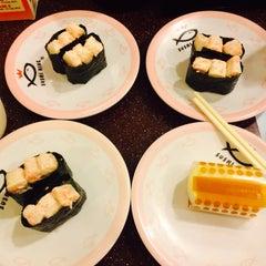 Photo taken at Sushi King by Miyoko F. on 5/7/2015