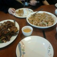 Photo taken at Sri Mahkota Restaurant by Travis W. on 11/29/2012