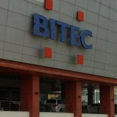 Photo taken at BITEC (ศูนย์นิทรรศการและการประชุมไบเทค) by Kooky Indy G. on 3/24/2013