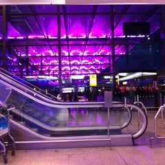 Photo taken at Terminal 3 by Avi G L. on 10/13/2012