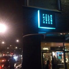 Photo taken at Filmhuis Den Haag by Fabio B. on 10/5/2012