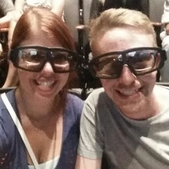 Photo taken at Phipps IMAX, Denver Museum of Nature & Science by Chelly S. on 8/2/2014