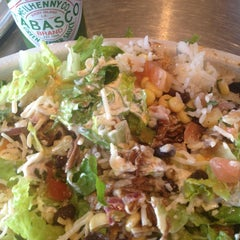 Photo taken at Chipotle Mexican Grill by Katie F. on 6/30/2013