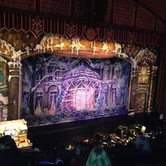 Photo taken at The Fox Theatre by Katie F. on 12/24/2012