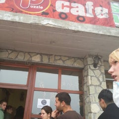 Photo taken at Puzzle Caffe @Jahorina by Puzzle G. on 10/13/2012
