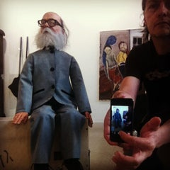 Photo taken at Art|Basel by Ernst D. on 6/16/2013